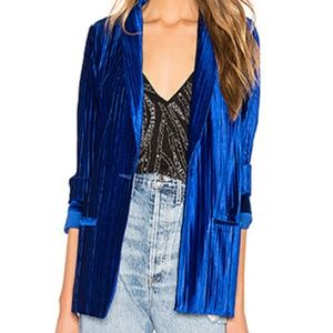 NEW WITH TAGS!! Majorelle Blue Blazer